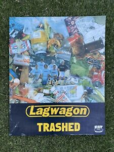 Lagwagon poster Fat Wreck Chords NOFX No Use For A Name Propagandhi Strung Out