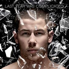 NICK JONAS Last Year Was Complicated CD Deluxe Extra Tracks NEW .cp