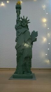 LEGO Freiheitsstaute (3450-Statue of Liberty) [Originalteile, 100% vollständig]