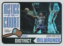 2003-04 Topps Justice of the Court Gary Payton