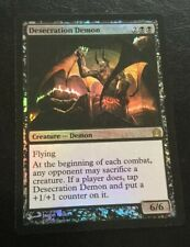 MTG-Foil - Desecration Demon - RTR - Near Mint