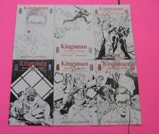 Kingsman The Red Diamond  # 1,2,3,4,5,6 COMIC Image  2018  6 LOT
