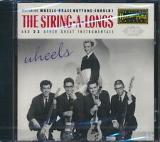 Sealed New Cd String A Longs - Wheels And 25 Other Great Instrumentals