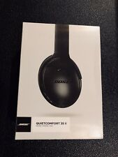 NEW BOSE QuietComfort 35 II (Series 2) Wireless Headphones SEALED - Black