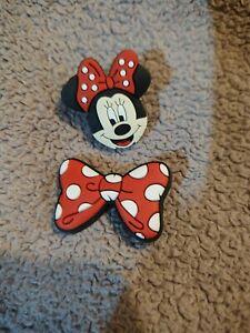 Croc Charms- Disney's Mini Mouse