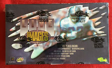 1995 Classic Images Live Football Box Sealed 24/6
