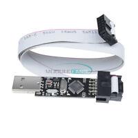 New USBISP USBASP AVR Programmer USB ATMEGA8 ATMEGA128