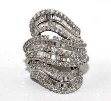 Ringe mit Diamanten aus Weißgold für Damen