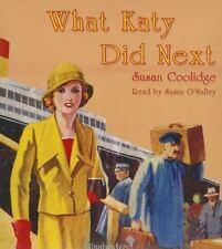 What Katy Did Next by Susan Coolidge (2013, Cd, Unabridged)