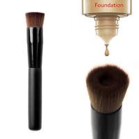 Pro Makeup Cosmetic Tool Soft Contour Face Powder Foundation Blush Liquid Brush