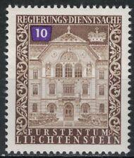 Liechtenstein:1976-89 Sc#O59 Mnh Official Stamp