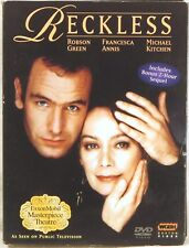 4 DVD SET PBS WGBH BOSTON VIDEO Reckless + Sequel 2004 MASTERPIECE WG31429