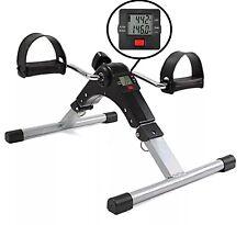 X-Factor Rehabilitation Mobility Trainer Digital Exerciser Bike Mini Fold Pedal