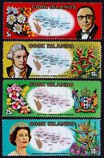 COOK ISLANDS 1969 South Pacific Conference 4v set MH @S4795