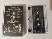 Frank Sinatra - New York New York - The Greatest Hits Cassette Tape