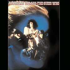 THE GUESS WHO : AMERICAN WOMAN (Remastered) (CD) sealed