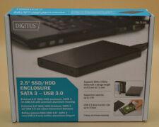 """DIGITUS SATA 3 -USB 3.0 2,5"""" SSD/HDD"""