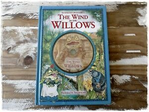 The Wind in the Willows by Kenneth Grahame, Illustrated by Eric Kincaid, plus CD