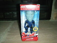 Spider-Man Electro Jamie Foxx Glow Dark Funko Bobble Head Wacky Wobbler Retired!