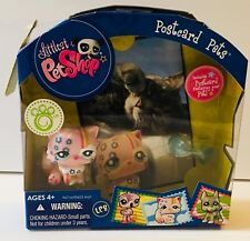 NEW IN BOX! PERSIAN CAT Littlest Pet Shop Postcard  #1436 LPS  AUTHENTIC!