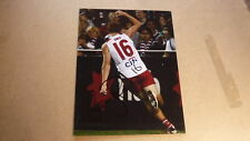 SYDNEY SWANS STAR GARY ROHAN HAND SIGNED 8x6 INCH PHOTO