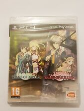 Tales of Xillia y Tales of Xillia 2 Playstation 3 PS3 Pal España Nuevo y Sellado