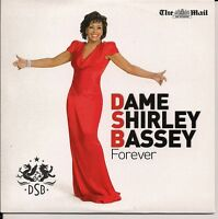 DAME SHIRLEY BASSEY FOREVER 14 TRACK CD