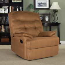 Ocean Bridge Big Jack Microfiber Recliner