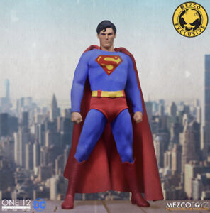 Mezco Exclusive Superman 1978 Edition Christopher Reeve ONE:12 COLLECTIVE