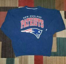 Vintage NFL New England Patriots Starter Crewneck size L