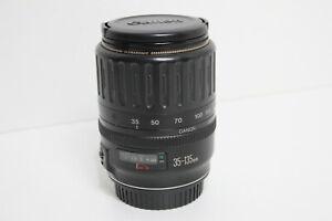 Canon EF 35-135mm f/4-5.6 USM Ultrasonic Autofocus Zoom Lens