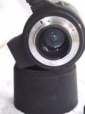 Nikon Sigma EX 150mm f/2.8 APO MACRO HSM DG AF Lens