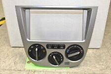 02 03 04 Subaru WRX STI GENUINE OEM JDM RHD Climate Control Trim Panel Bezel 102