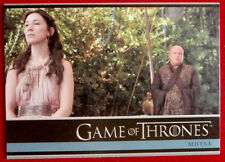 GAME OF THRONES - MHYSA - Season 3, Card #29 - Rittenhouse 2014