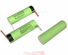 18650B Panasonic Rechargeable Li-ion Battery 3.6V 3400mA to E-Car Flashlight US