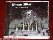 Pagan Altar: The Time Lord CD 2012 Shadow Kingdom Records USA SKR054CD NEW
