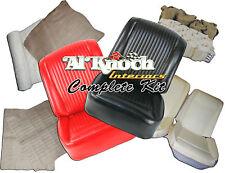 1962 Corvette Seat Complete Kit