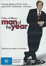 Man Of The Year - NEW DVD
