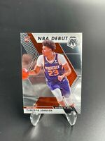 2019 Cameron Johnson Panini Mosaic NBA Debut Rookie Card #265