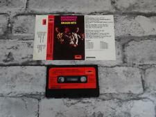 JIMI HENDRIX EXPERIENCE - Smash Hits / Cassette Album Tape / 345