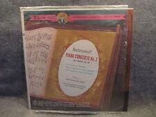 33 RPM LP Record Rachmaninoff Piano Concerto No. 2 In C Minor N A Records NA-1