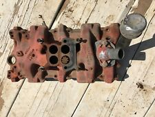 1957 Chevrolet Corvette power pack 4-barrell intake manifold