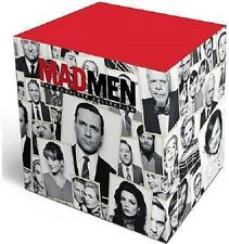 MAD MEN: THE COMPLETE COLLECTION DVD BOX SET  Visa/MC Pay only