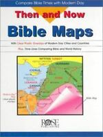 Then and Now Bible Maps: Compare Bible Times with Modern Day , Publishing, Rose