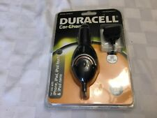 Duracell Car Charger for iPhone iPad iPod Touch & iPad Nano DU5212