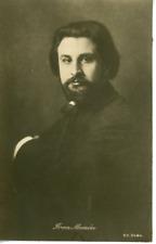 Juan Manén Vintage carte photo, Juan Manén (ou catalan : Joan Manén , le 14 mai