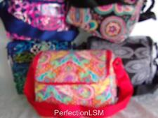 NWT Vera Bradley Stay Cooler/Lunch Tote Great Backpack Companion Pattern Choice!