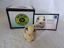 Pot Bellys Cottontail Bunny Rabbit Figurine