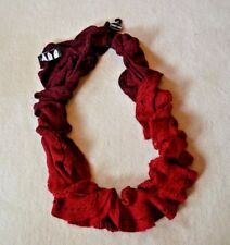 Scarf Infinity Loop Womens - Burgundy - Brand New with Tags