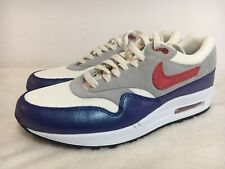 Nike Women's Air Max 1 Trainers Uk 8 Rare Dead Stock 2012 Unisex